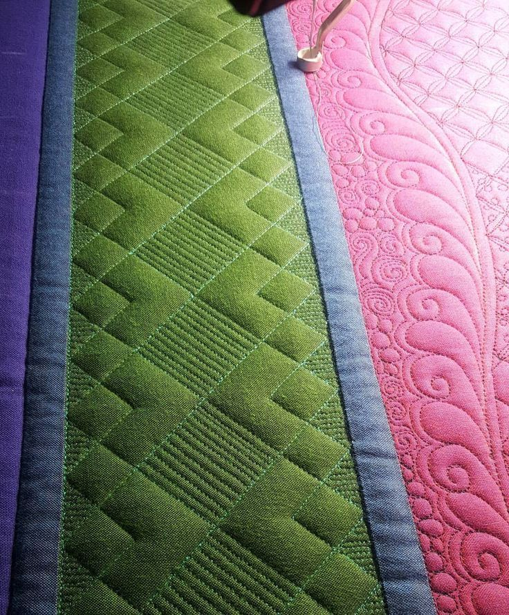 Fabulous Ruler Work Border Quilting Designs With Rulers Machine