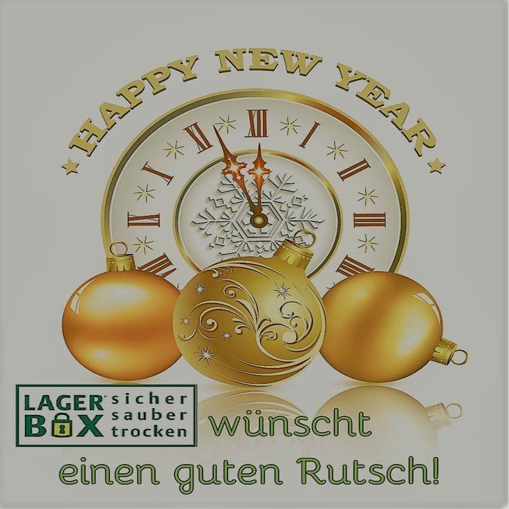 🎉Kommt gut ins Neue Jahr! 💃🍀🍾 ▪ #lagerstorage  #lagerbox_selfstorage  #silvester  #lagerbox  #jahresende  #2017     #einlagerung #rückblick #newyearseve