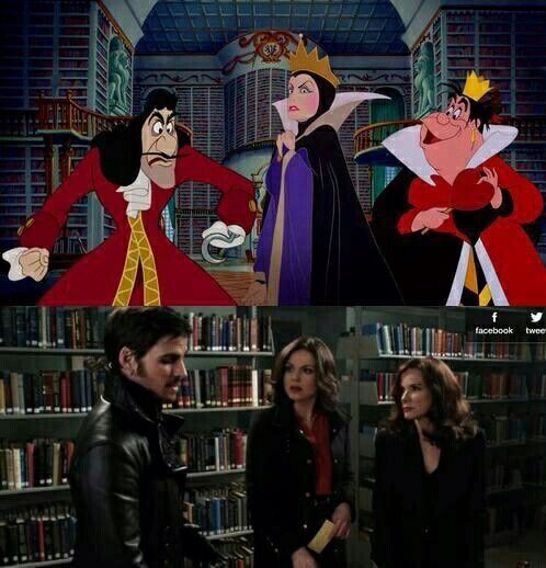 I consider this disney. You would get it if you were a Once Upon A Time fan (repin if you do)
