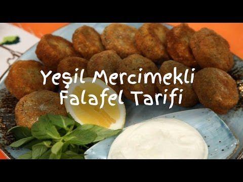Yeşil Mercimekli Falafel Tarifi - YouTube