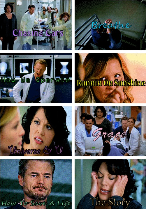 This is one of my favorite episodes! I must be Running on Sunshine is still my fave! #Greys Anatomy