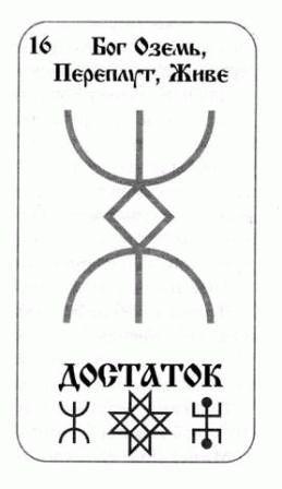 русские руны значение описание и их толкование