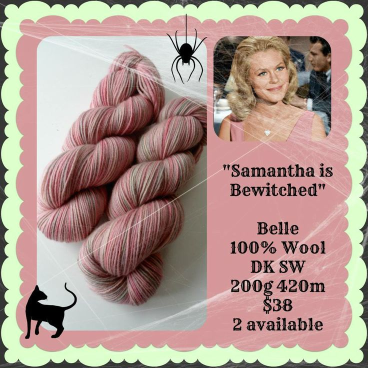Samantha is Bewitched - Which Witch? | Red Riding Hood Yarns