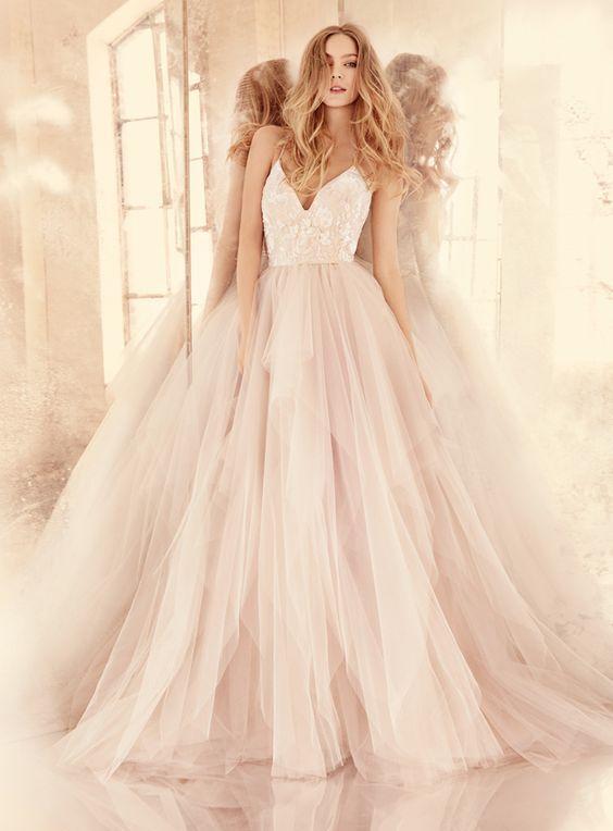 2017 Custom Made Charming Champagne Prom Dress, Spaghetti Straps Evening Dress,Floor Length Prom Dress