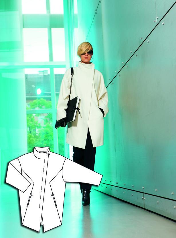 Мода восьмидесятых: 7 новые женские выкройки – швейный блог | BurdaStyle.com