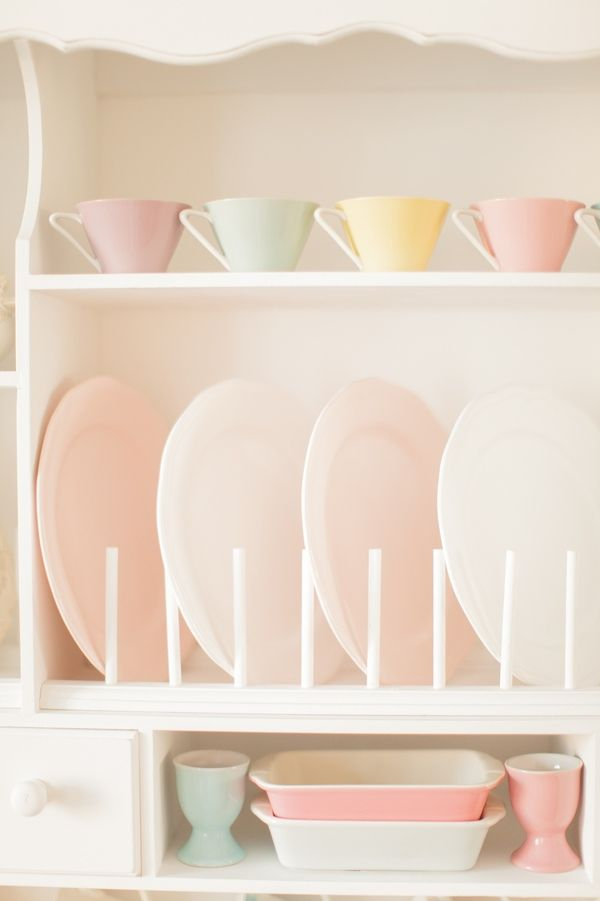 Pastel color palette ♥  ~ love & adore these soft colors! :0)                                                                                                                                                                                 More