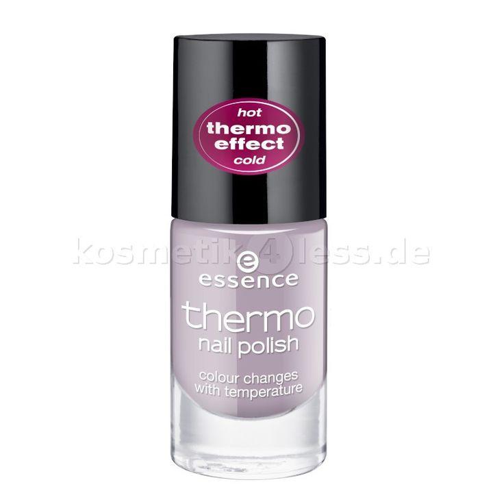 essence - Nagellack - thermo nail polish 05 - the ice is melting - Cosmetics & False Eyelashes