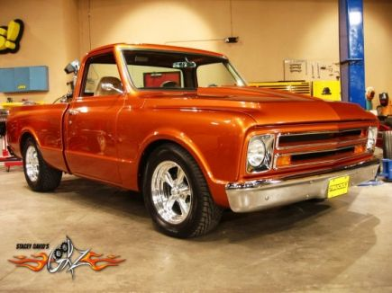 "Stacey David's ""Copperhead"" 1967 Chevy C10"