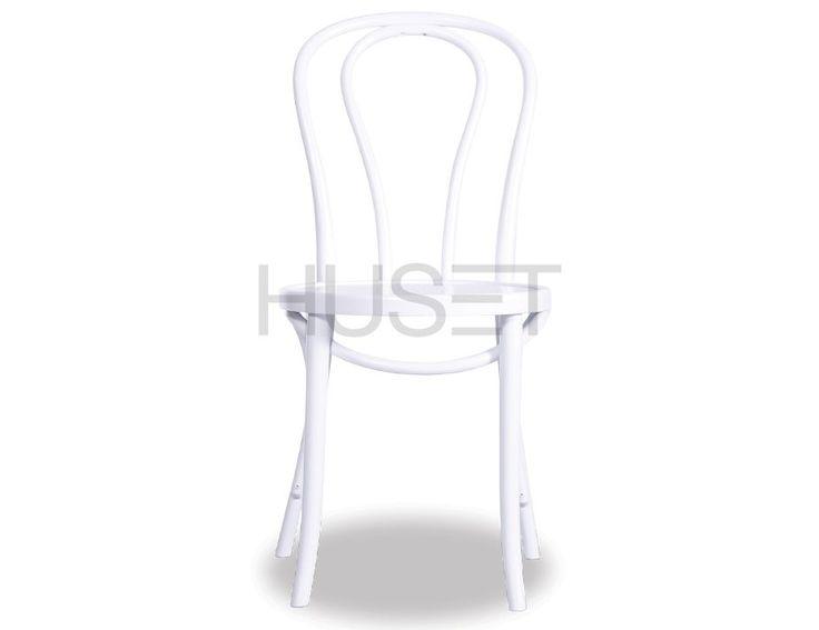 European Thonet Chair White 169