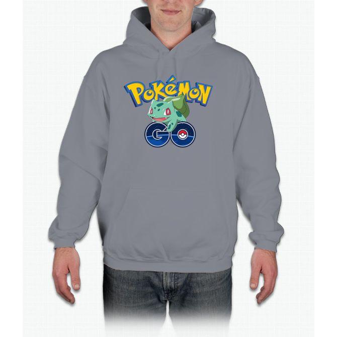 Pokemon Go - Bulbasaur Pikachu Hoodie