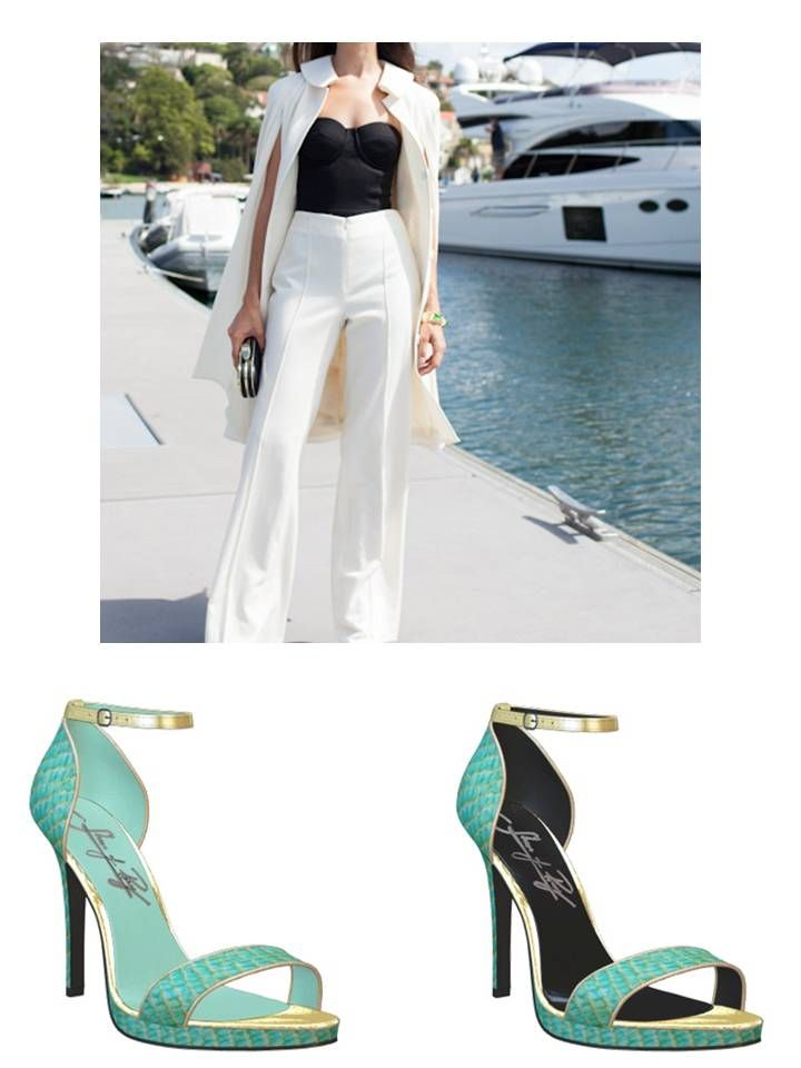 Luxury & Ocean... couldnt decide which one... https://www.shoesofprey.com/52    #52shoes #shoelife via @shoesofprey