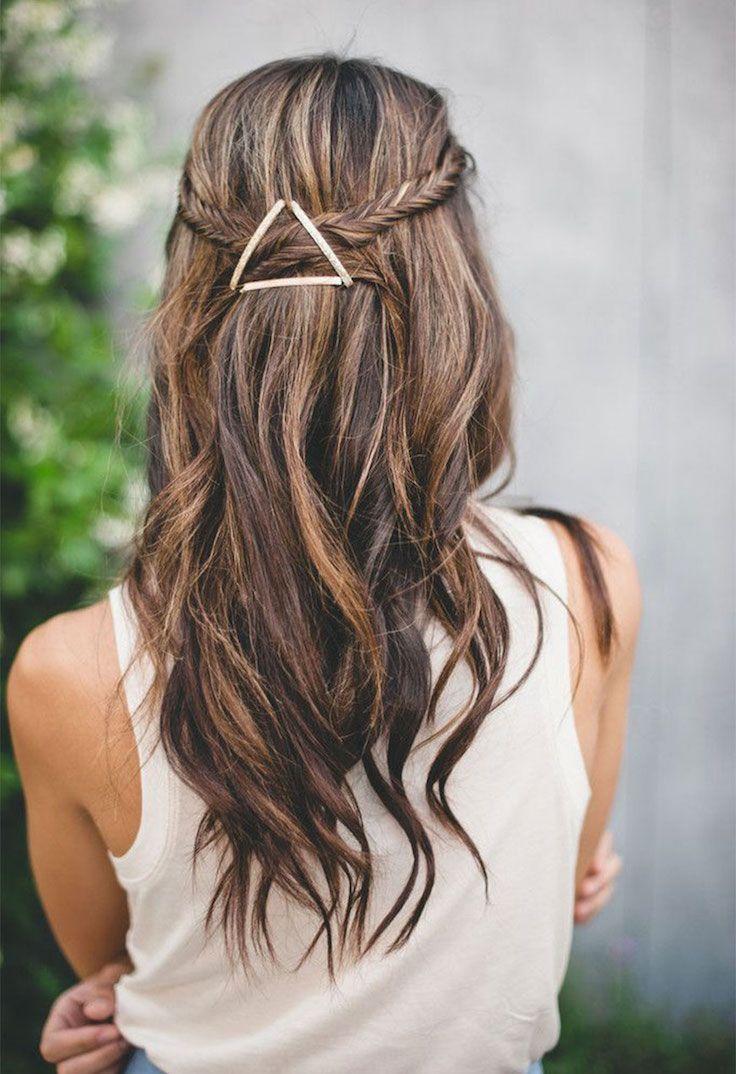 Cute Simple Summer Hairstyles