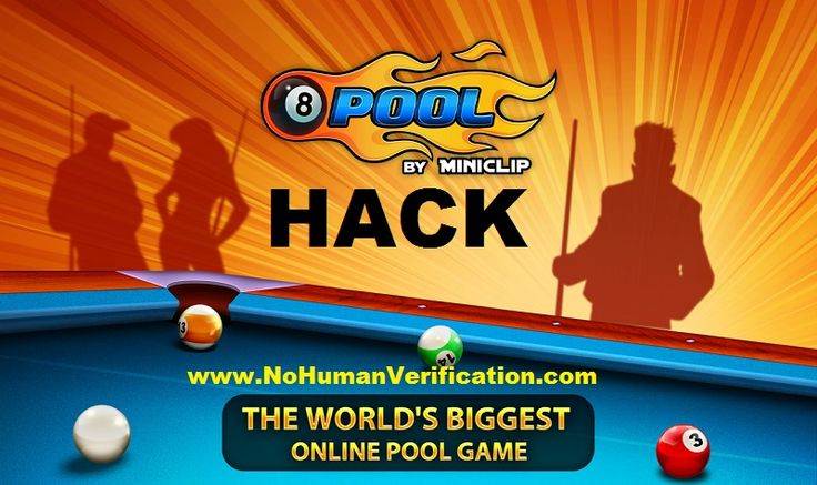 8 Ball Pool Hack No Survey – No Human Verification: Here, at NoHumanVerification, you'll be learning about the 8 Ball Pool Hack no survey available online, without any human verification or any of those stupid surveys. Generate Unlimited Coins and Cash Cheats and rush through the storyline without any impedance. http://www.nohumanverification.com/8-ball-pool-hack-no-survey-no-human-verification/