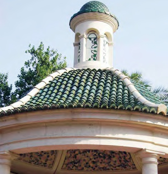 17 best images about tejas borja clay roof tiles on for Spanish clay tile roof
