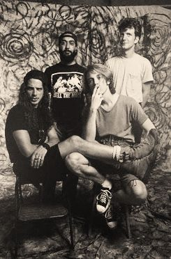 Soundgarden...great band