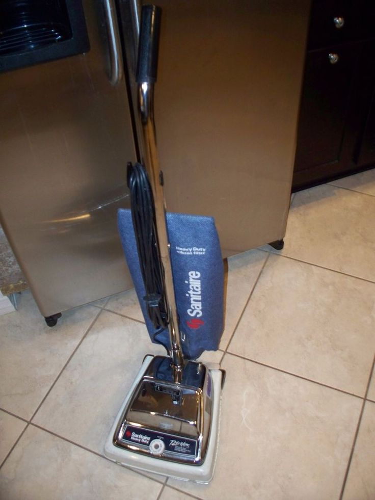 705 Sanitaire Heavy Duty Commercial Upright Vacuum Cleaner s657 6 Amp Motor   Home & Garden, Household Supplies & Cleaning, Vacuum Cleaners   eBay!