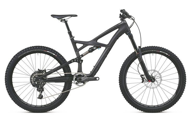 2014 Specialized Enduro Expert Carbon Mountain Bike