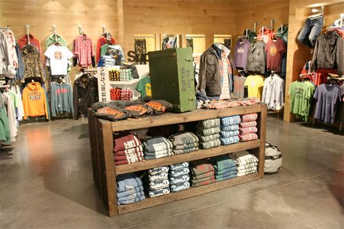 Retail clothing store layout retail shop setup ideas t for Create t shirt store online