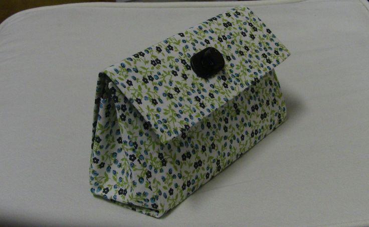 Bolsa De Mão Clutch Passo A Passo : Bolsa de mao com caixa leite passo a dia da m?e