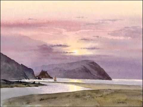 Skies, Light & Atmosphere in watercolour with David Bellamy