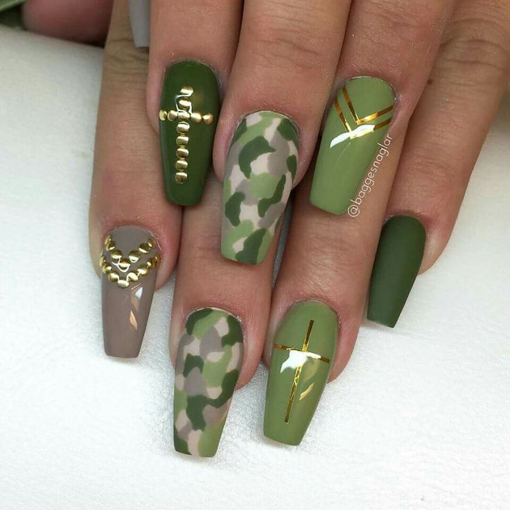 Military Greens! Love!