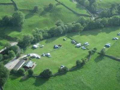 Caravan and Camping park situated in Upper Nidderdale, an Area of Outstanding Natural Beauty