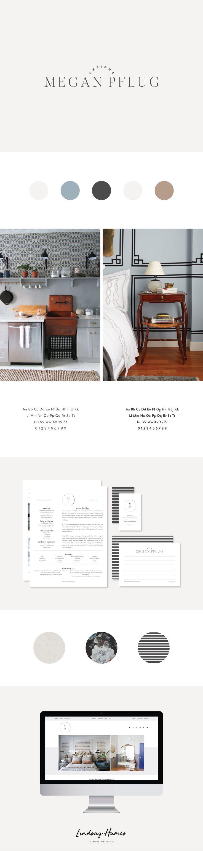 Megan Pflug Designs Custom Blog Design By Lindsay Humes