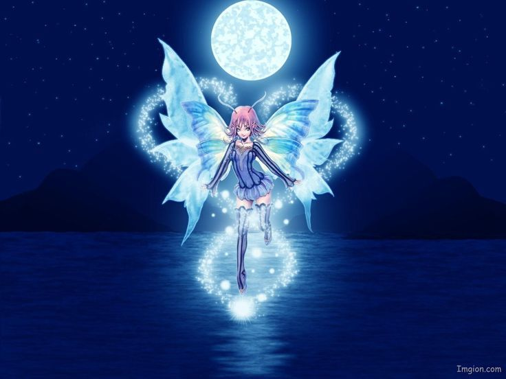 Image Result For Fairy Wings Magic In The Moonlight Awesome Anime Anime Monsters