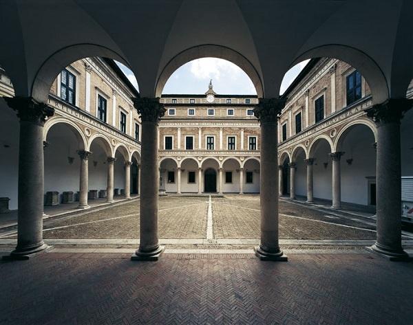 Urbino - Le Marche, Italy