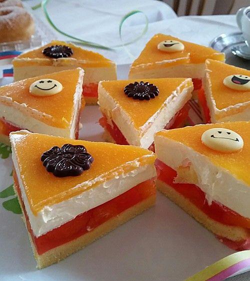 Friss dich dumm - Kuchen