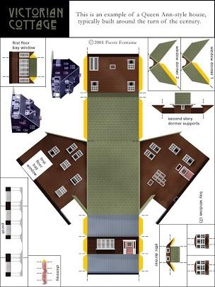 Mini Printables-Dollshouse for dollshouse - Google+