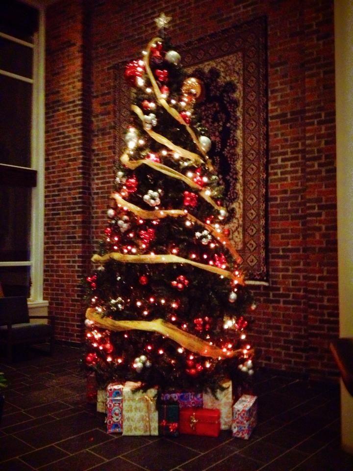 Rica hotel christmas tree