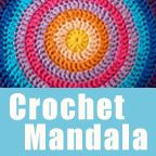 free pattern: mandala: Patterns Shops, Mandala En, Patterns Free, Patterns Copyright, Crochet Blankets Boho, Free Patterns, Crochet Patterns, Crochet Knits, Free Crochet Mandala Patterns