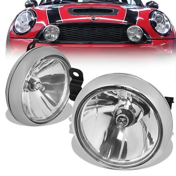 11 16 Mini Cooper Countryman Paceman Clear Lens Fog Lights W Switch Bulbs Mini Cooper Countryman Mini Cooper Cooper Countryman