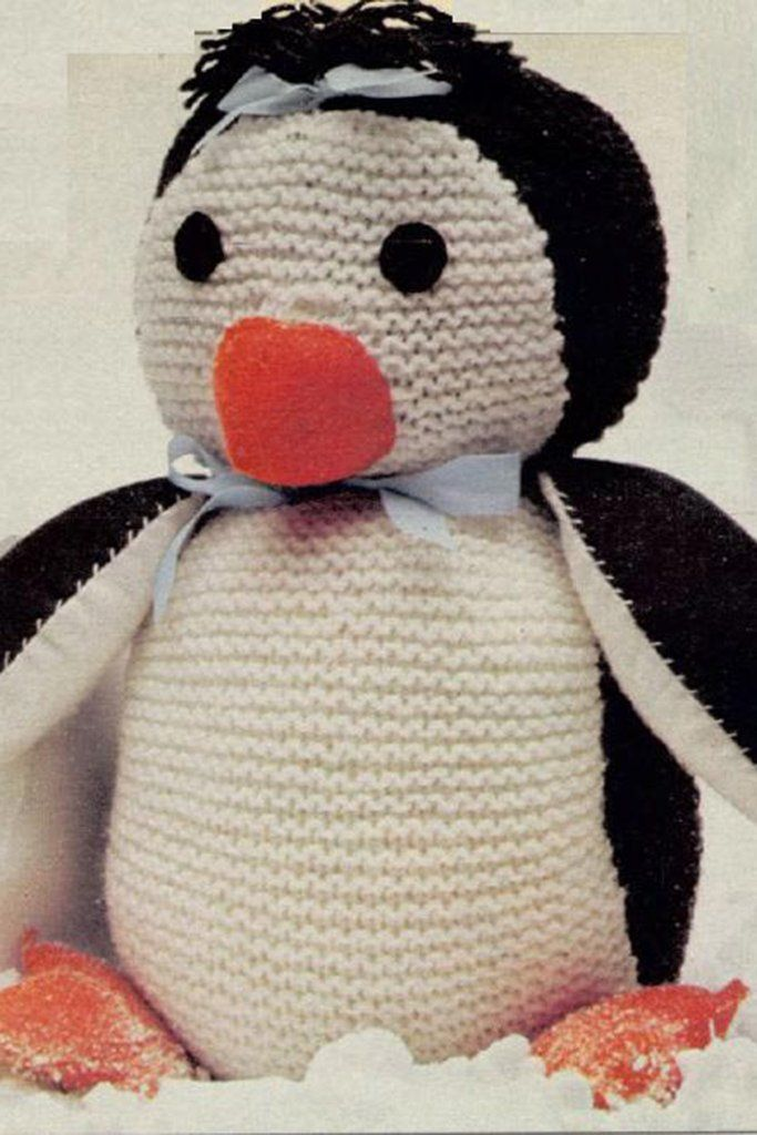 64 best Toy Knitting Patterns images on Pinterest | Knitting ...