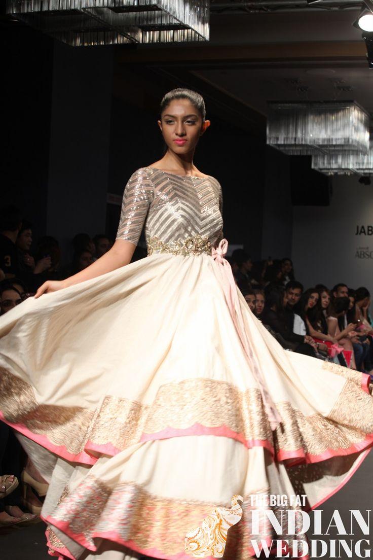 Anushree Reddy Lakme Fashion Week16