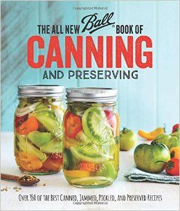 It just released today!! Over 200+ new canning recipes, including fermenting and smoking. I'm getting out my Mason jars. Am I the only one who gets excited about new canning recipes? *affiliate link #ad
