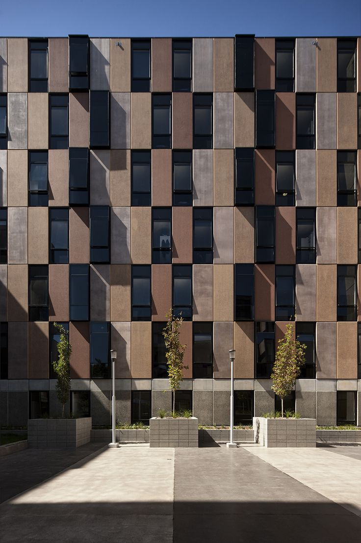 Image 20 of 28 from gallery of Carlaw Park Student Accommodation / Warren and Mahoney. Photograph by Simon Devitt