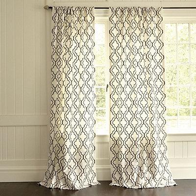 Drape design. I like this design. On the walls. On drapes or bedding. I like it.