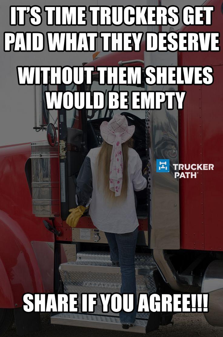 Trucker Quotes 32 Best Trucker Memes Images On Pinterest  Semi Trucks Truck