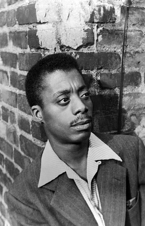 """1953""""James Baldwin an important African-American writer and  brave civil rights activist."""