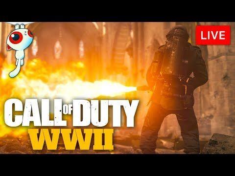 Продолжение фильма  Call of Duty: World War 2  Стрим по COD: WW2 https://youtu.be/z5ZIB3usnx8