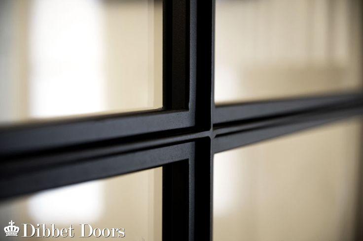 Dibbet Doors: Stalen binnendeur - appartement Amsterdam