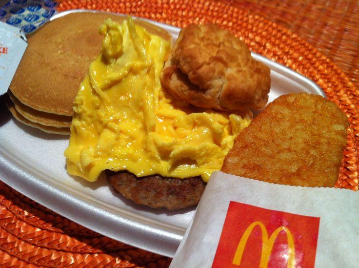 McDonald's Big Breakfast