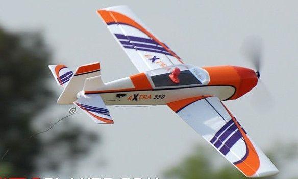 Dynam Extra 330(EPO) 4 Channel Electric RC Plane 2.4Ghz