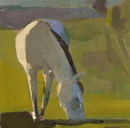LISA DARIA'S PAINTING A DAY: #1018 The DPW Challenge: Artists Lisa, Challenges Hors, Art Animal, Dpw Challenges, Animals Art, Horses Art, Daria Paintings, Hors Art, Off Paintings