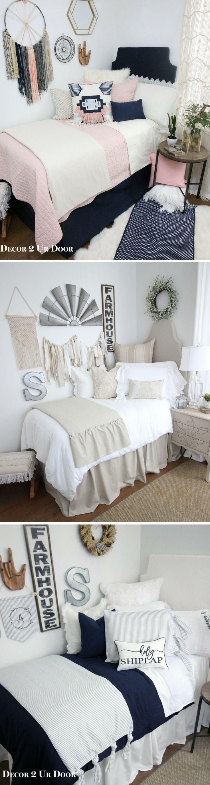 Best 25+ Dorm bed skirts ideas on Pinterest | Monogram ...