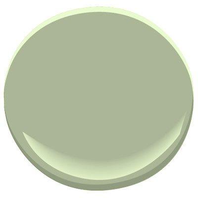 benjamin moore sherwood green soothing rich sage green