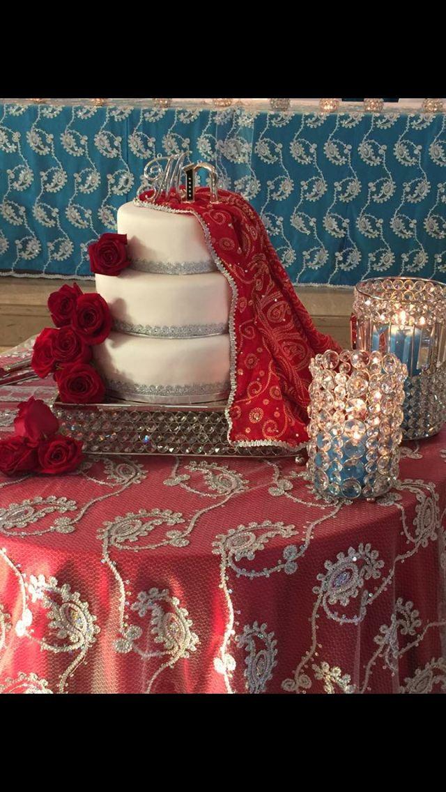 Wedding Cake for Mamta