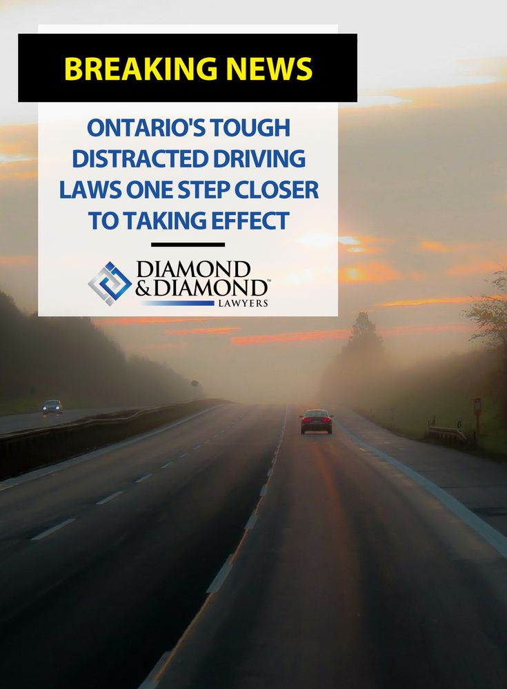 A new law in Ontario means there will be more serious consequences for #DistractedDriving in the province. The law increases fines and automatically suspends the licence of convicted distracted drivers.